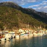 Hafen Plomin, Tauchen in Kroatien, Wracktauchen