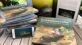 Buch, Geheimnisvolle Unterwasserwelt, Mario Merkel