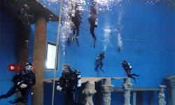 Indoor Tauchen in Deutschland - Dive4Life