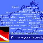 Tauchen in Mecklenburg-Vorpommern, Tauchen in Deutschland