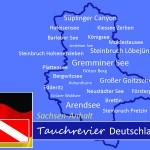 Tauchen in Sachsen-Anhalt, Tauchen in Deutschland