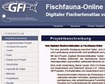 Fischfauna Online, Fischartenatlas, Tauchen in Deutschland