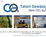 Tatort Gewässer – dem CO2 auf der Spur!, Tauchen in Deutschland